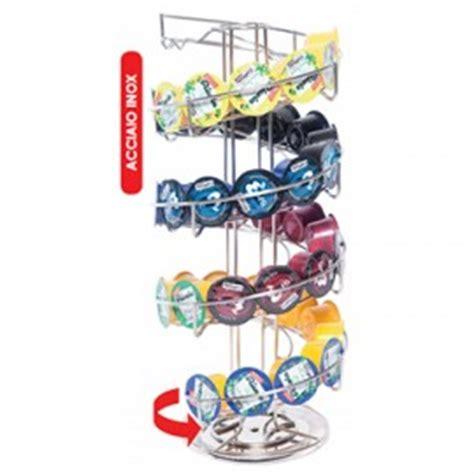 porta cialde lavazza porta capsule aliseo mistral da 24 capsule per dolce gusto