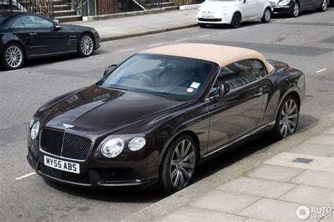 bentley gtc v8 bentley continental gtc v8 27 april 2013 autogespot