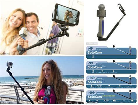 Tongsis 20 Ribuan reporter tv bisa karir tanpa juru kamera berkat solocam