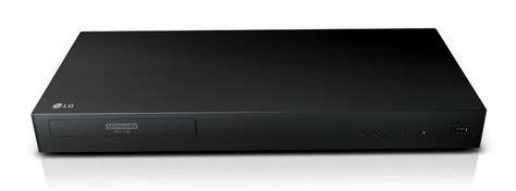 dvd player that plays every format lg up870 region free 4k ubd ultra hd blu ray player multi