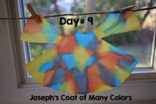 coat of many colors meaning joseph s coat of many colors bible story craft