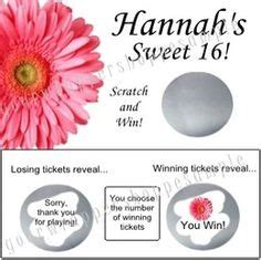 printable games for sweet 16 party 1000 images about sweet 16 party ideas on pinterest
