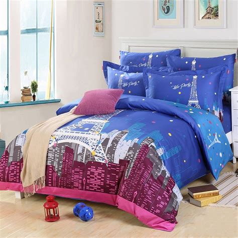 paris themed bedroom set 12 best paris eiffel themed parisian bedding sets images