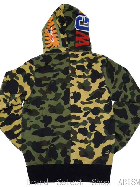 Bathing Ape 1 brand select shop abism rakuten global market a bathing ape ape 1 st camo shark