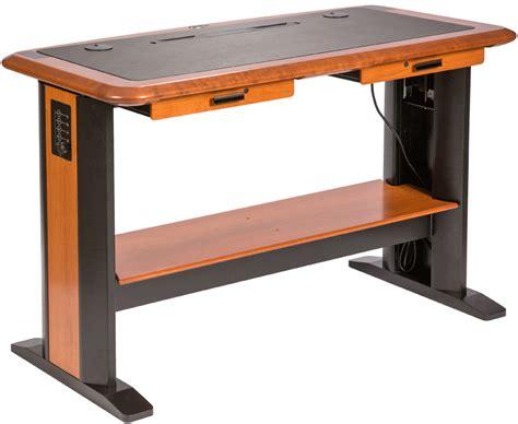 computer desk standing standing computer desk desktop adjustable standing