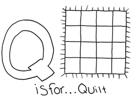 Coloring Page Quilt by Quilt Coloring Pages
