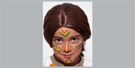 Karneval Schminken Indianer by Karneval Fasching Schminken 187 Make Up Vorlagen Ideen
