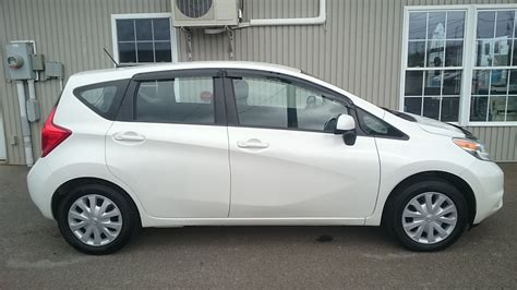 used nissan versa note used 2014 nissan versa note sv in fredericton used