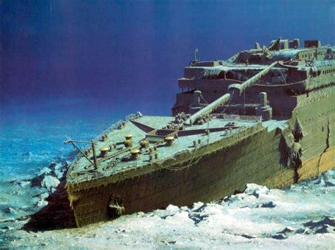 fotos reales del titanic bajo el agua barcos hundidos en el fondo del mar fotos reales taringa