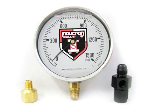 Pressure 4 Inch 4 inch liquid filled