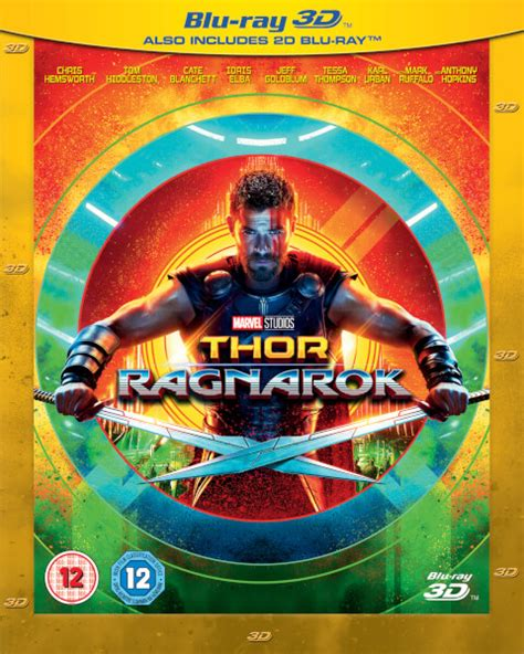 film thor ragnarok bluray thor ragnarok 3d includes 2d version blu ray zavvi