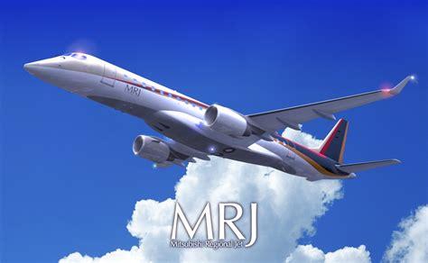 mitsubishi jet mitsubishi regional jet havayolu 101