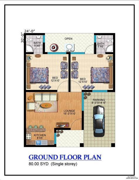 80 yard home design مخطط استراحه او شاليه 67 متر مربع 187 arab arch