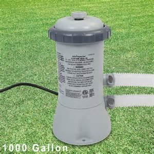 Intex pool filter pump inflatable pool filter pump pool filters
