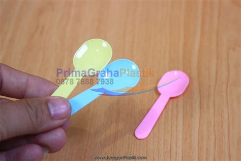 Rumah Rumahan Mini Merk House 32552 Biru sendok jelly mini warna stock indent home