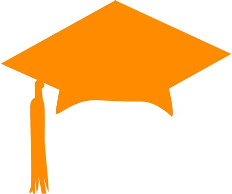 graduation hat silhouette free vector silhouettes