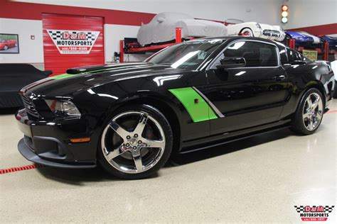 Stage 3 Roush Mustang Price by 2013 Ford Mustang Gt Premium Roush Stage 3 Stock M6197