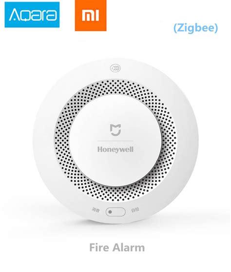 Visual Alarm xiaomi mijia honeywell alarm detector aqara zigbee