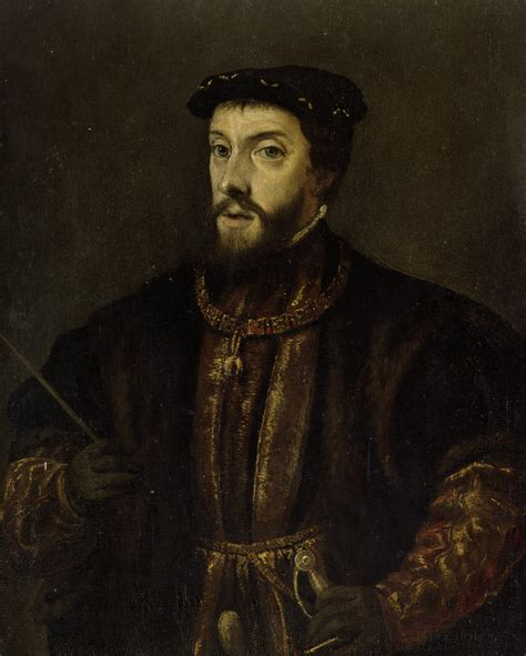 One Reason To Be On Kaiser Karls Side by File Karl V After Tiziano Jpg Wikimedia Commons