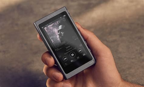 Sony Walkman Nw A35 nuevo walkman nw a35 con audio de alta resoluci 243 n one