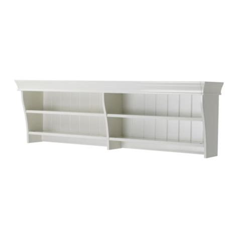 liatorp wall bridging shelf white ikea