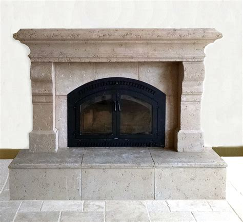 Tuscan Fireplace Mantels by Tuscan