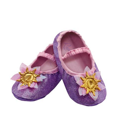 Rapunzel Shoes Pink disney princess rapunzel slippers