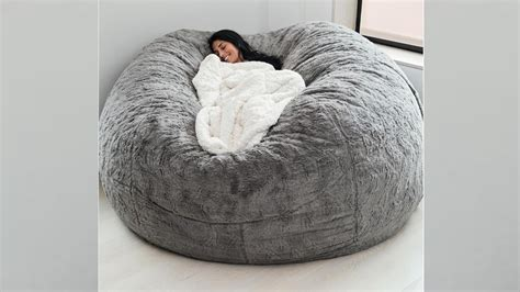 lovesac bean bag chairs the lovesac pillow and other comfy chairs to try this