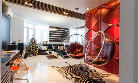 1960s design pop art apartment in style of 1960s 210 coca cola