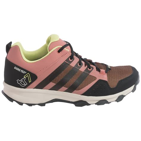 outdoor running shoes womens adidas outdoor kanadia 7 tex 174 trail running shoes