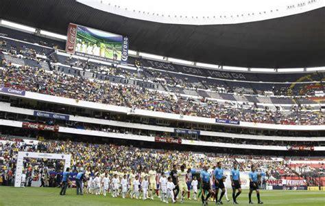 imágenes estadio azteca ee uu y mexico quieren el mundial 2026 marca com