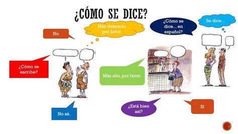 como se dice themes en espanol 191 c 243 mo se dice vocabulario espa 241 ol pinterest dice