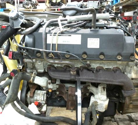 rv chassis parts used 2002 ford v10 engine 6 8l for sale