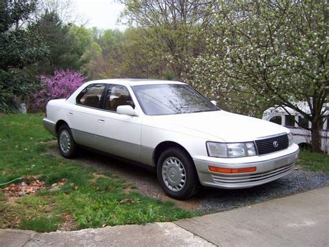lexus old models 1st gen ls400 owners how much did you pay how many