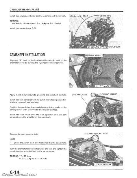 service and repair manuals 1985 honda accord parking system 1985 1986 honda atc350x service manual