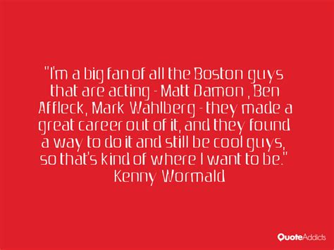 kenny wormald love life kenny wormald quotes quotesgram