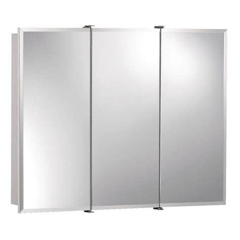30 x 30 medicine cabinet ashland 30 in w x 26 in h x 4 3 4 in d frameless