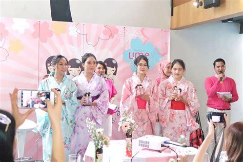 Mist Shinzui Ume event shinzu i ume mist parfum lauching georgeous