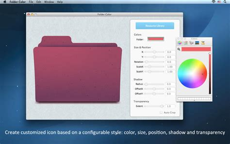 Design This Home Hack Android by Make Your Own Design And Change Folder Color In Mac Os X