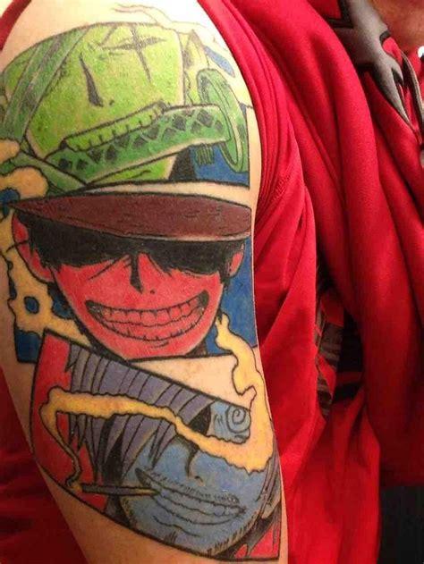 one piece sanji tattoo 45 best anime monkey tattoo images on pinterest monkey