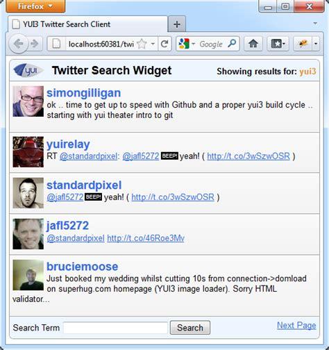 javascript yui tutorial create a scalable widget using yui3 part 4