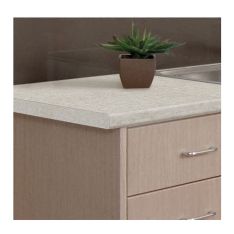 laundry bench tops kaboodle diy 600mm mystic cloud laminated benchtop