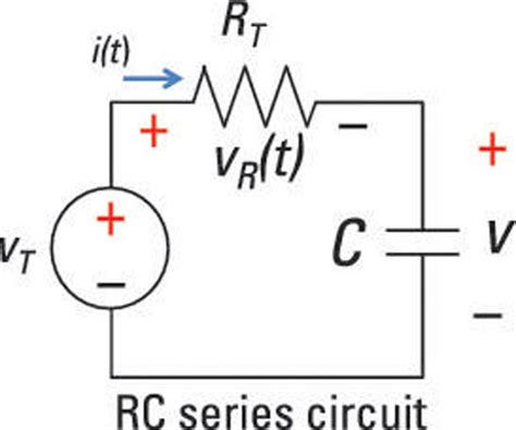 where to order capacitors analyze a series rc circuit using a differential equation dummies