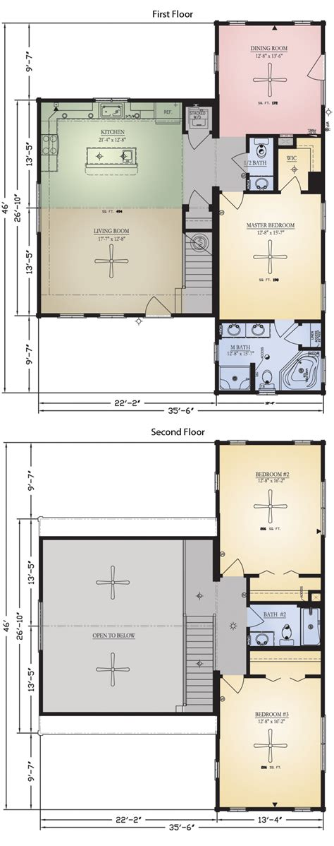 savannah floor plan savannah ii log home floor plan blue ridge log cabins