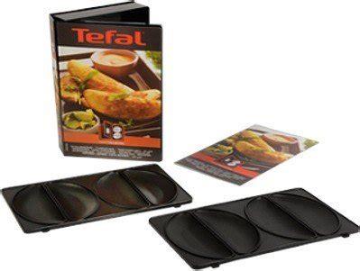 tefal xa8008 plattenset teigtaschen / empanadas