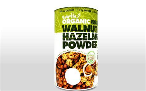 Organic Walnut Hazelnut Powder Earth Living earth living organic walnut hazelnut powder signature