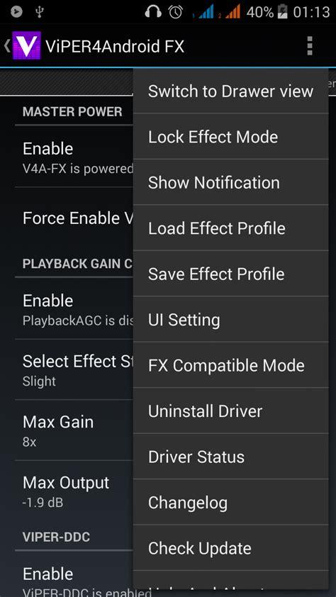 tutorial viper4android fx lavairisx8 custom viper4android fx profile for iris x8