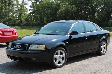 Audi A6 2003 by 2003 Audi A6 Photos Informations Articles Bestcarmag