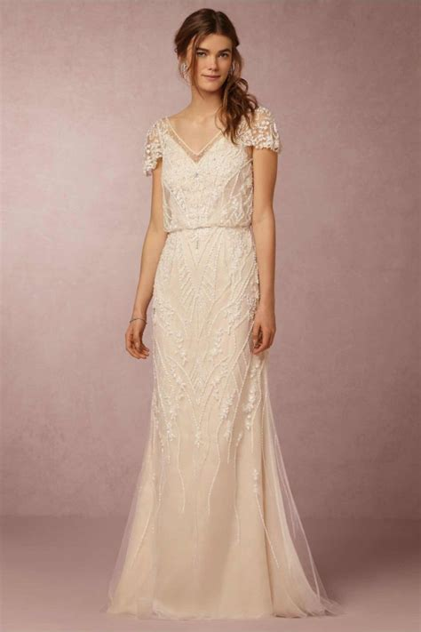 19 exquisitely bohemian wedding dresses