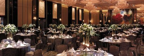 shangri la restaurant wedding package wedding package offer in singapore shangri la hotel